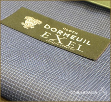 # 803 EXEL〈エクセル〉100% Super 110's Wool ─ Extra Natural Stretch ─ 100% Super 120's Wool ─ Extra Natural Stretch ─